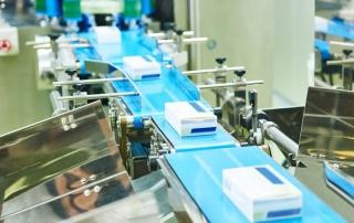 Supply Chain Conveyor Belt