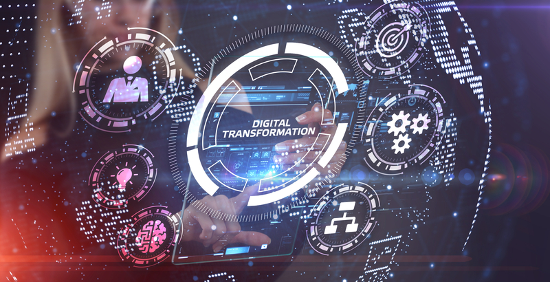Digital Supply Chain Transformation